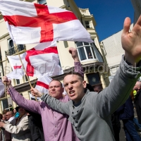 March For England