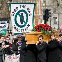 Tony Benn – Funeral