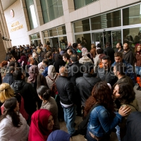 Lawyers Occupy Istanbul Court