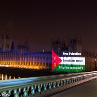 Stop The Massacre – Sanctions Now – Free Palestine